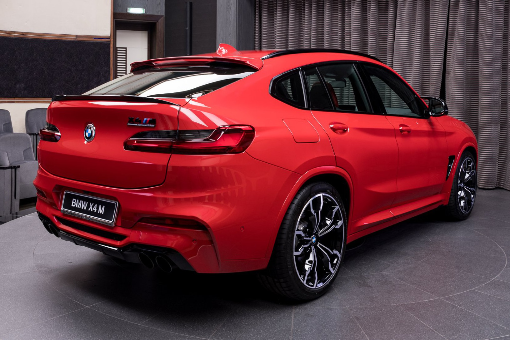 600 Ps Bmw X4 M Competition F98 Mit Ac Schnitzer Tuning