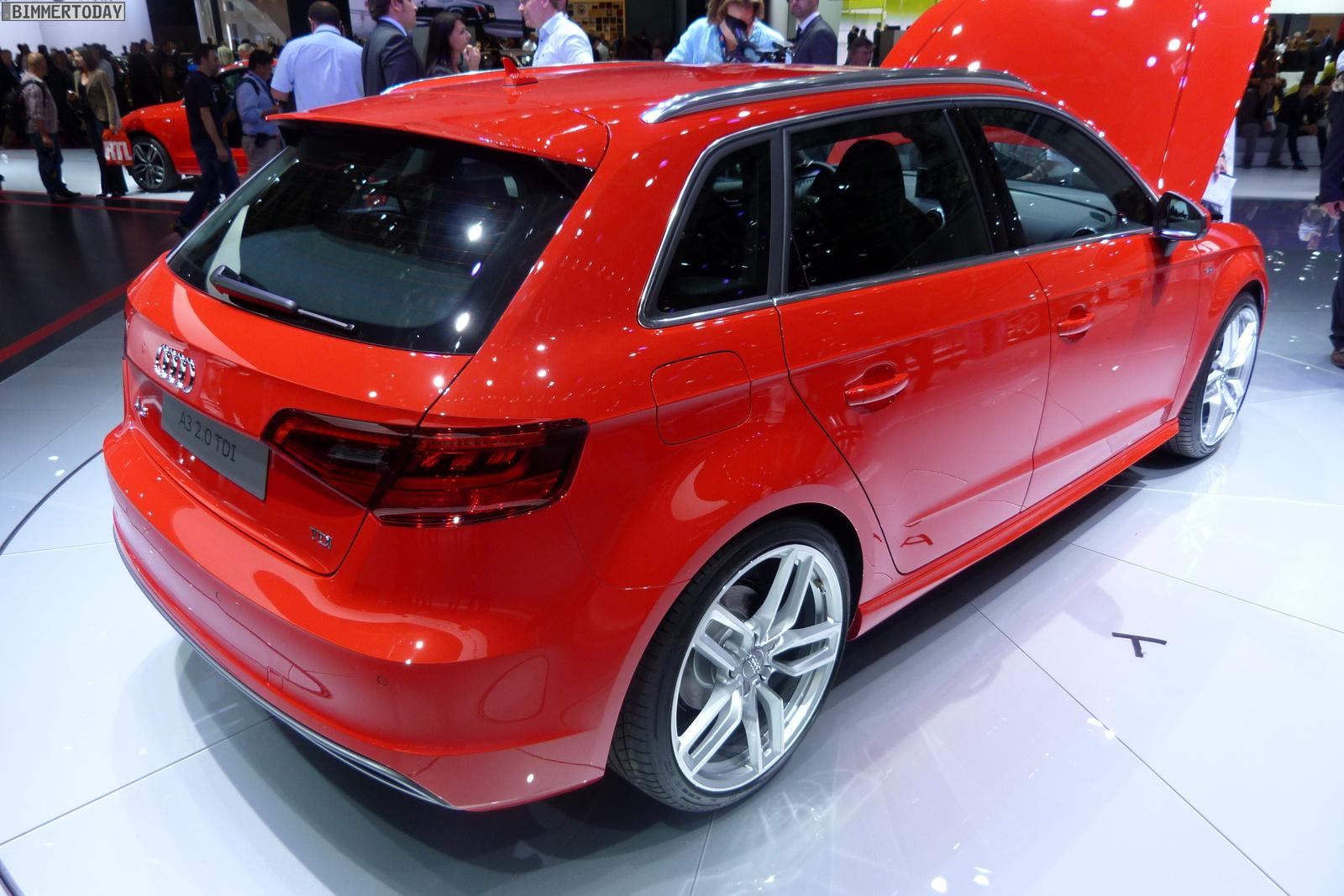 Audi A3 Sportback 2 0 Tdi Paris 2012 08