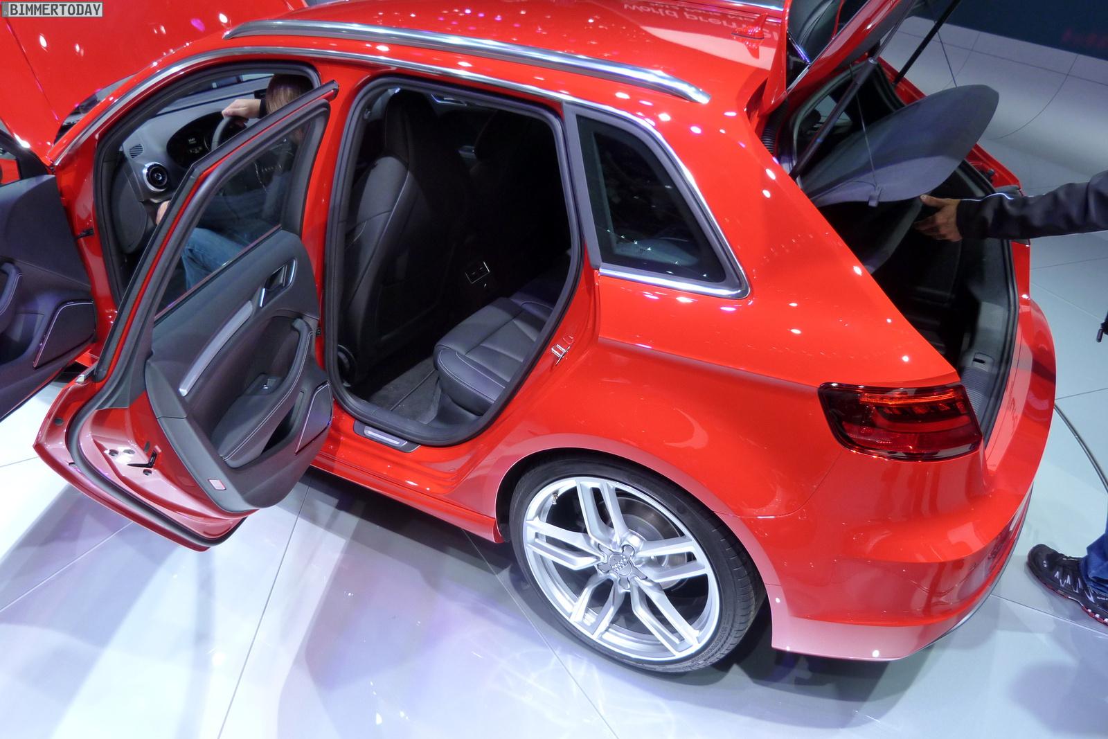 Audi A3 Sportback 2 0 Tdi Paris 2012 15