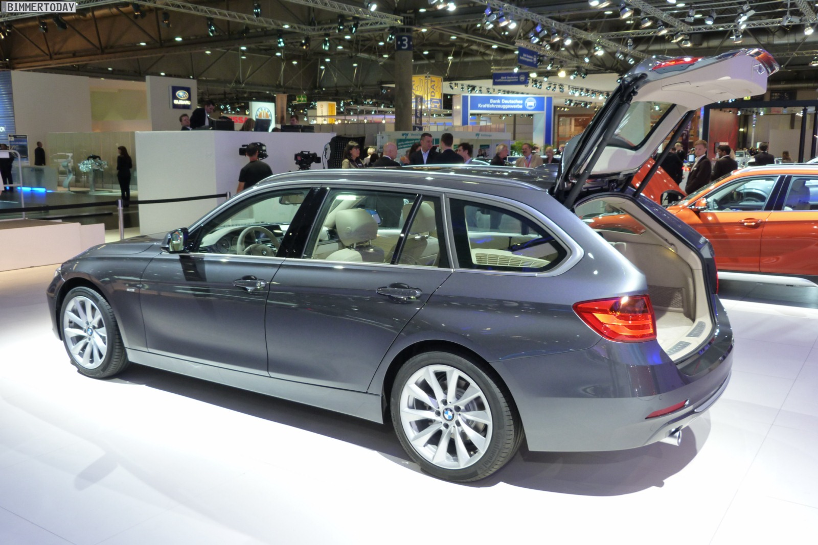 new bmw 3 series touring page 4 bmw. Black Bedroom Furniture Sets. Home Design Ideas
