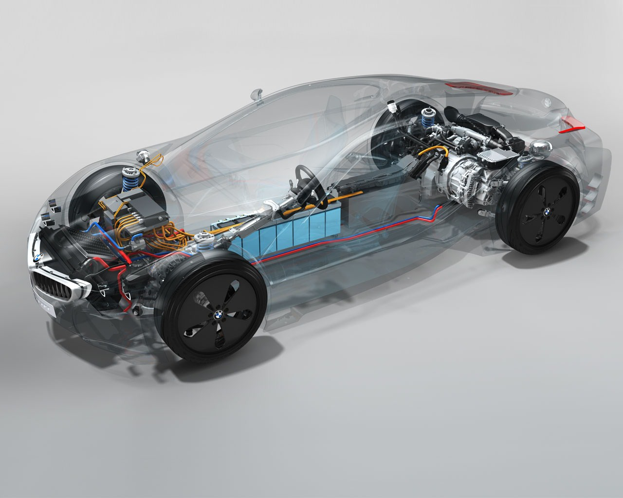 New Trends In Automotive Mobility Porsche 918 Spyder Engine Diagram